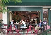 Cafe de Marquis - PHOTO/REBECCA MAZZEI