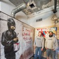 Robbing the Banksy
