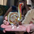 Check out this cute elephant pipe found at Hamtramck's Rock 'n' Roll Liquor Store