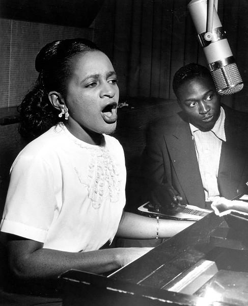 Clara Ward, one of the giants of gospel music.