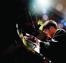 Classical pianist Conrad Tao.