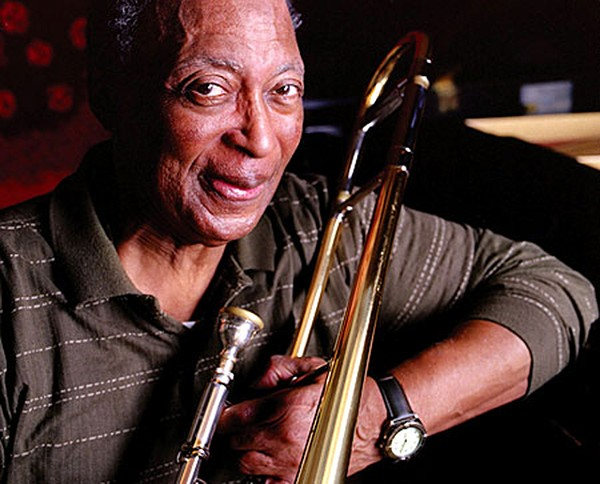 Curtis Fuller moved to New York because that's what everyone in jazz did.
