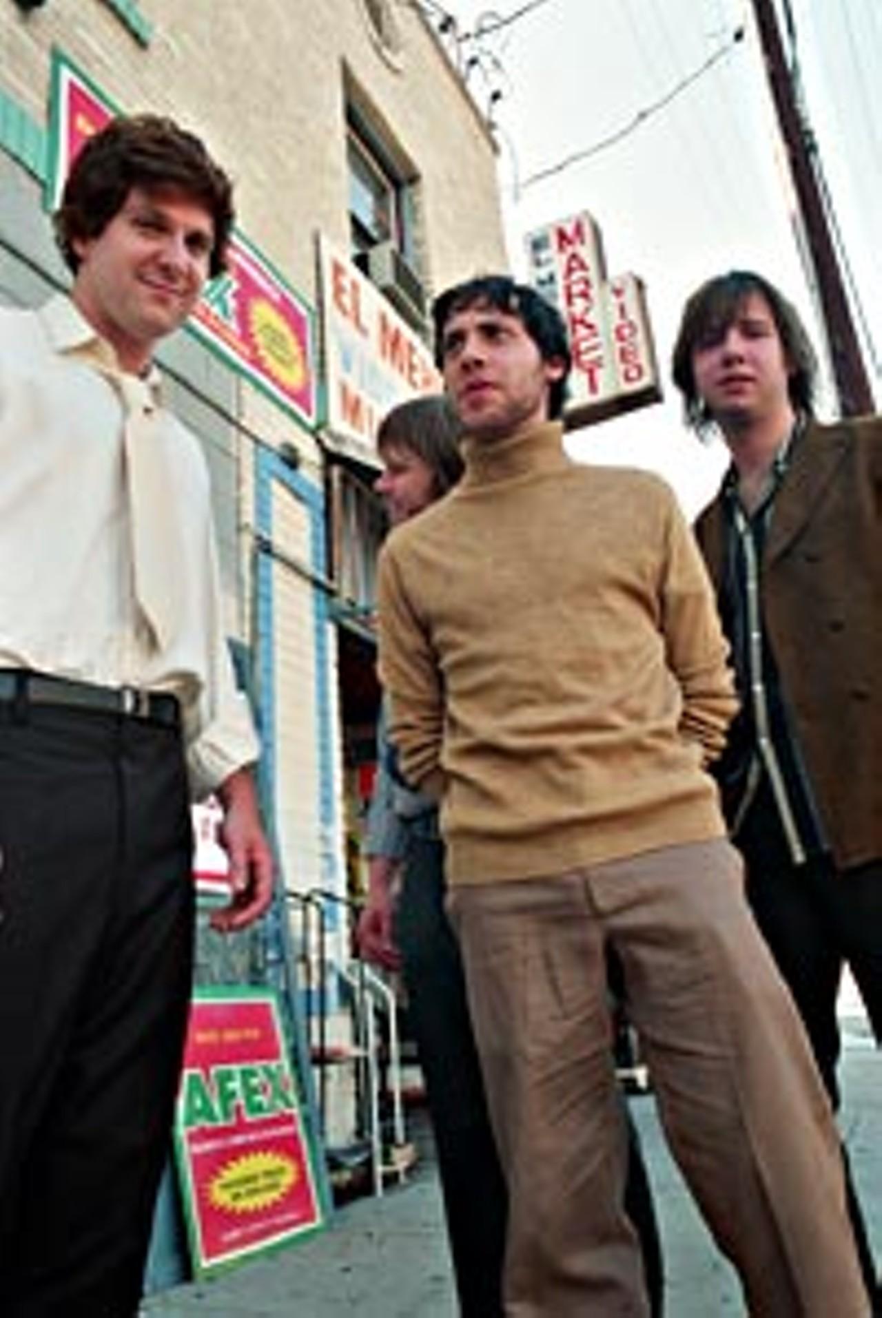 Koufax Band