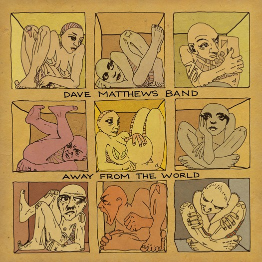 Dave Matthews Band: Away From the World - RCA