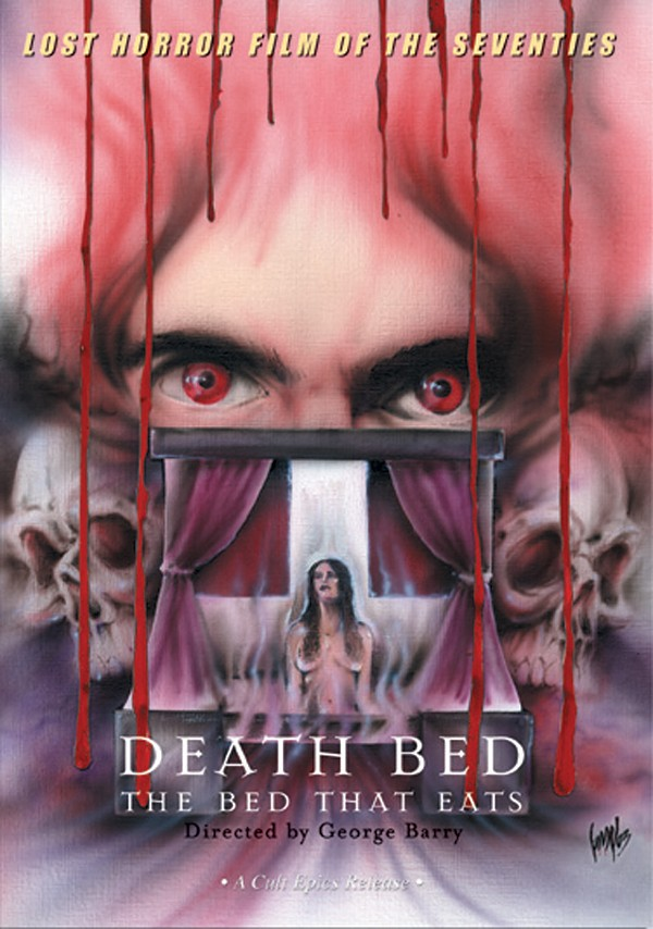 Death Bed: Anything but conventional.