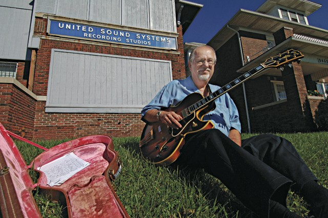 Dennis Coffey: Have wah-wah, will travel.
