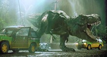 Despite looking long in the tooth, Spielberg's tyrannosaurus still has some bite.