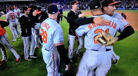 Despite their myriad injuries, Buck Showalter's Baltimore Orioles proved too much for Brad Ausmus and the Detroit Tigers. - TBS