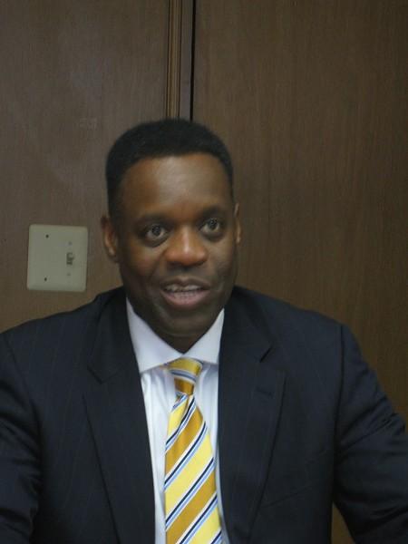 Detroit Emergency Manager Kevyn Orr - CURT GUYETTE