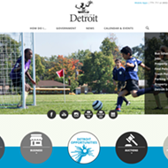 Detroit finally has a new website