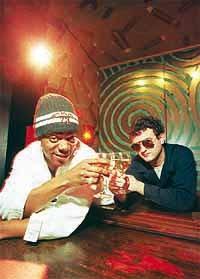 Detroit Grand Pubahs - METRO TIMES PHOTO / DOUG COOMBE