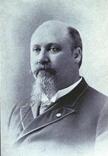 Detroit Mayor Hazen S Pingree