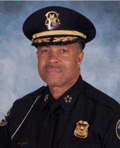Detroit Police Chief James Craig - CITY OF DETROIT