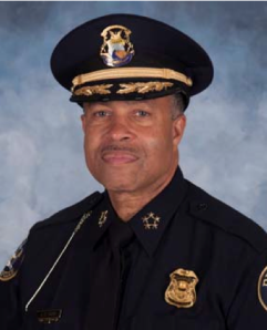 Detroit Police Chief James Craig - CITY OF DETROIT
