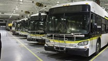 Detroit to receive 80 new buses this year; launch smartphone app to track arrival times