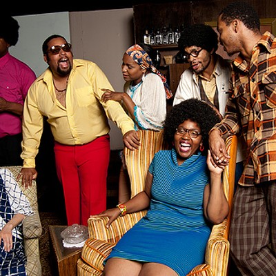 Detroit's All in the Family: Lambert Street