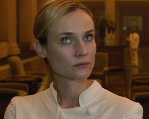 Diane Kruger plays an icy villain in The Host.