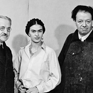 Diego Rivera and Frida Kahlo's time in Detroit was a turning point for both artists