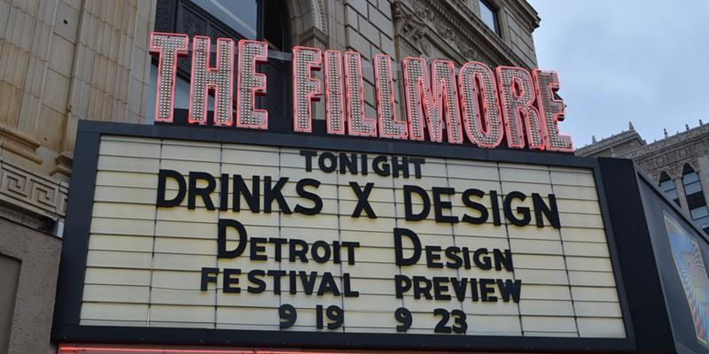 Drinks x Design - 8/9/12