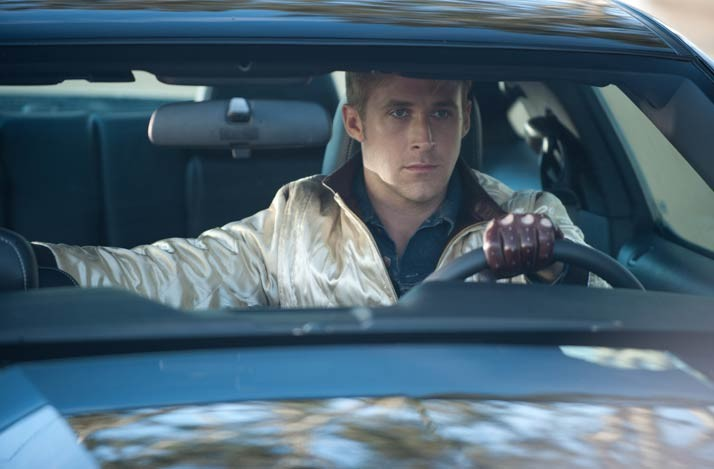 Driver with no name: Ryan Gosling in Drive.