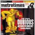 Dubious achievement awards 2004