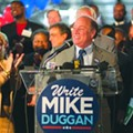 Duggan's Row to Hoe with Voters