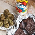 Elise McDonough's classic pot brownies recipe