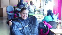 Outfitting Detroit's Neediest