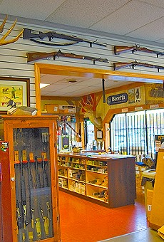 Family-owned Michi-Gun draws customers from far and wide