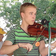Fiddling lives on at Michigan State Championship Old-Time Fiddlers Contest