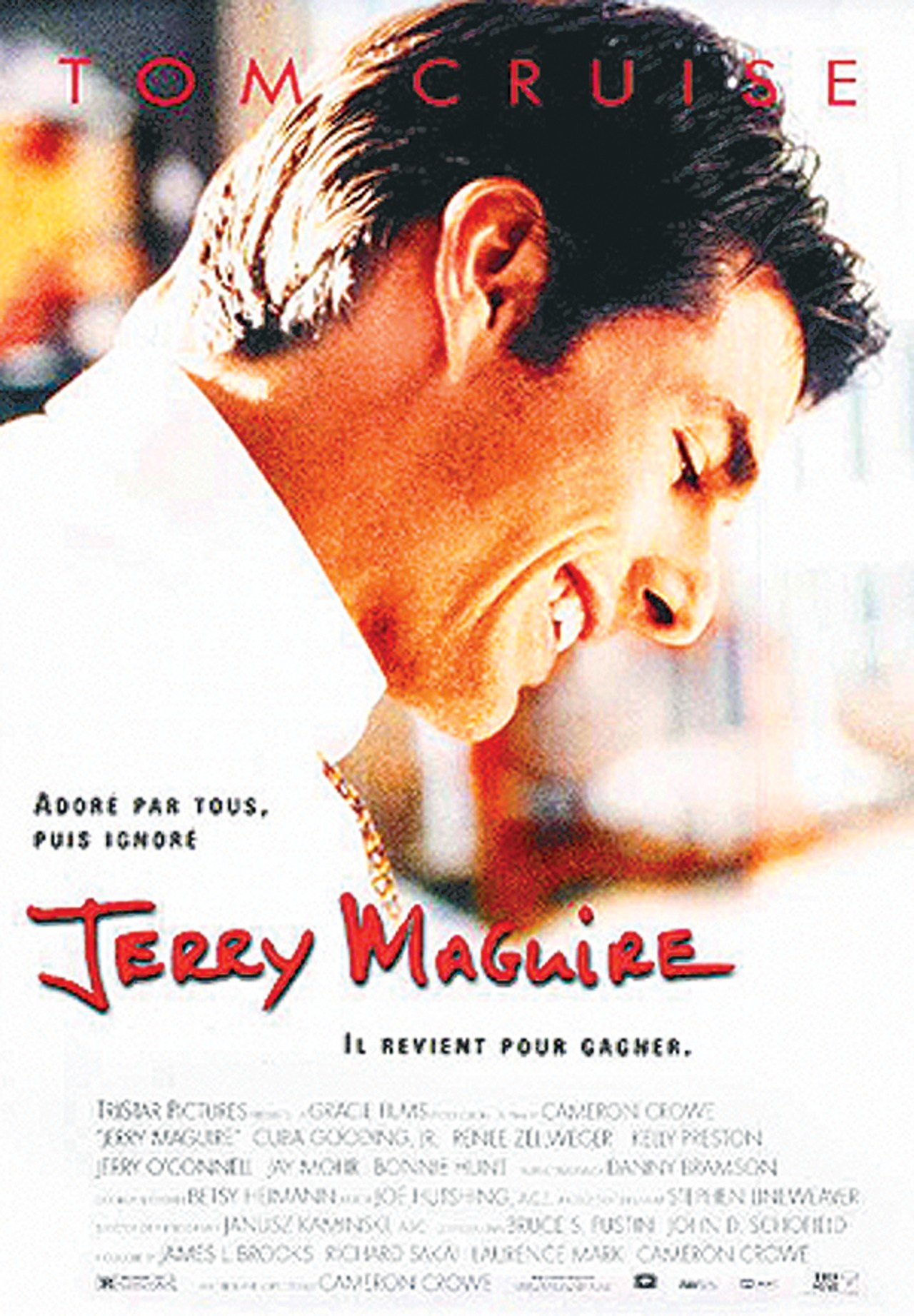 a report on the movie jerry maguire Rod tidwell: i need to feel you jerry jerry maguire: show me the money show me the money now over 750,000 movie quotes & tv quotes.