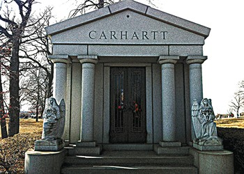 Five of Detroit's most interesting cemeteries