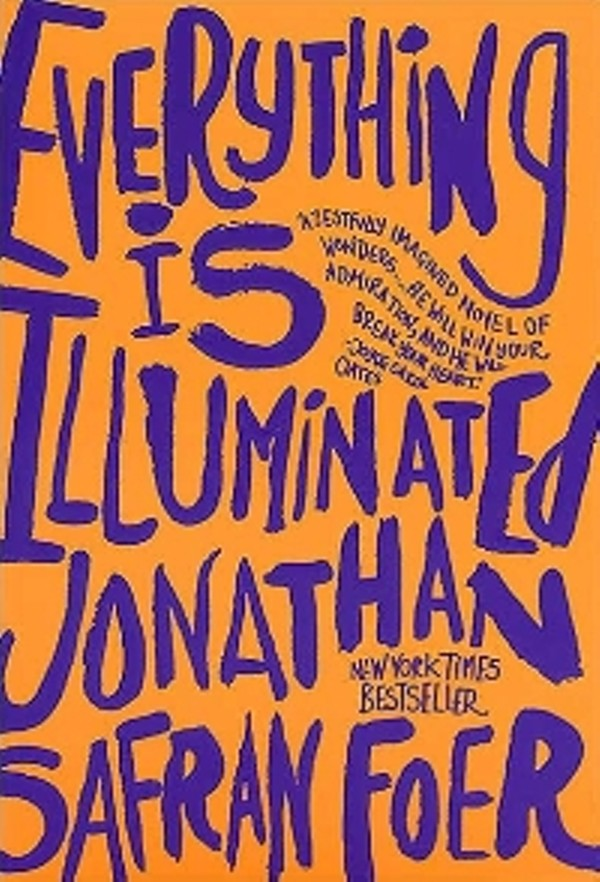 everything is illuminated novel vs book This book confused me so much everything is illuminated: a novel jonathan safran foer limited preview - 2003 everything is illuminated tie-in: a novel.