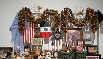 Folk art on display with DIA's 'Day of the Dead' ofrendas