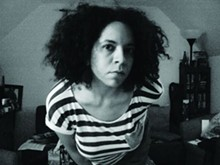 """Francine J. Harris on poetry: """"I wanted to do that — to emerge from language like that."""""""