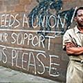 Frank Johnson's union dues
