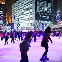 16 things to do in Detroit this week (Feb. 5-11) FRIDAY, 07-SUNDAY, 09Meridian Winter Blast FREEZING FUNEscape the misery of the polar vortex by getting outside and exploring all the fun a Michigan winter has to offer at the Meridian Winter Blast. The event is centered at Campus Martius park and includes various wintertime activities, such as snowshoeing and ice skating. Guests can slide down a 30-foot snow slide, enjoy the kiddie carnival, view ice sculptures, sample local food, and enjoy local musicians. A donation of three canned food items, one children's book or $2, is the fee for entry. These donations will be given to Matrix Human Services to help those in need this winter. Additional fees will be charged for some activities.