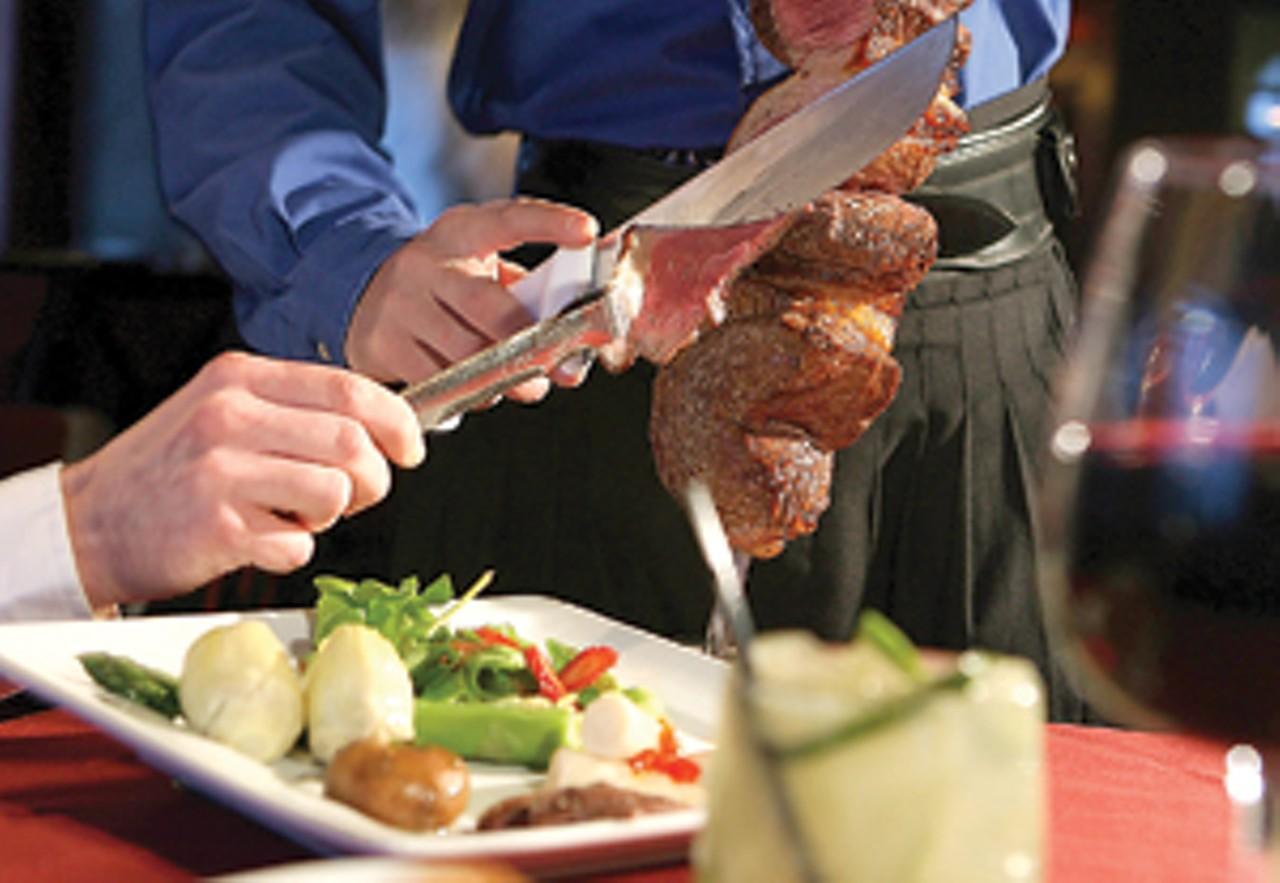 Gaucho Brazilian Steak House Greater Northville Area Restaurant