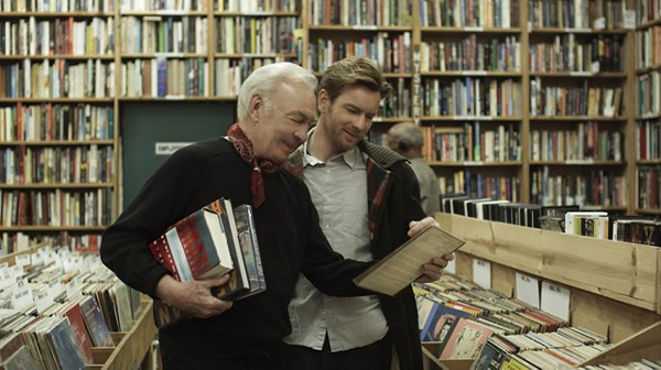 Gay dad: Plummer and McGregor in Beginners.