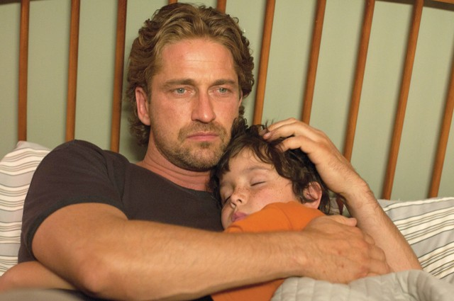 Gerard Butler as ex-soccer star Dad, and team coach.