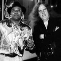 Harmonica Shaw Band's blues life