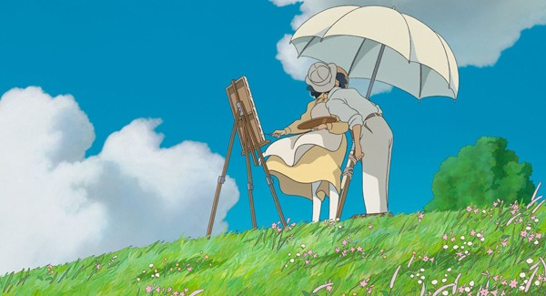 Hayao Miyazaki's final work is, for the most part, a thing of beauty. - COURTESY PHOTO.