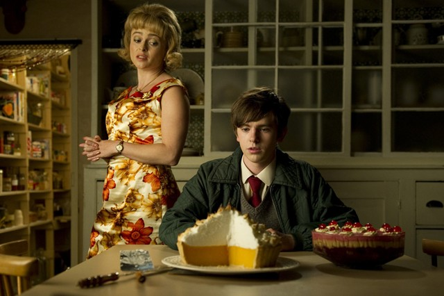 Helena Bonham Carter and Freddie Highmore cook it up in Toast.