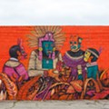 Here are the completed Southwest Detroit murals