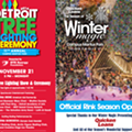 Here's everything you need to know about downtown Detroit's tree-lighting event tonight
