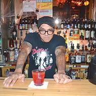 Hot Shotz: The Magic Stick's Amado Guadarrama serves up a 'Guns of Brixton'