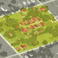 How Paul Weertz helped stabilize the tiny Detroit neighborhood you almost never hear about