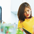 How the college-bound can still eat cheaply, cook wisely, and surprise everybody