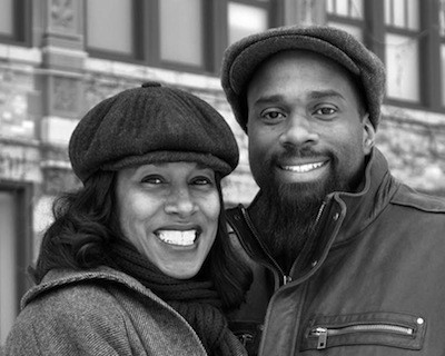 Husband-and-wife team Nicole Pitts and LaMar Williams are closer to their dreams becoming a reality. - MAURIUCA ROFICK