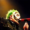 ICP's clowning glory